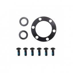 Kit de conversions avant hxr components boost 15x110mm noir