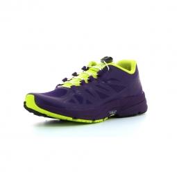 Chaussures de running salomon sonic pro w 40 2 3