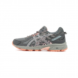 Chaussures de running asics gel venture 6 gs enfant 38