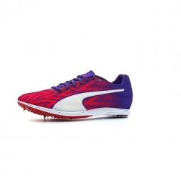 Chaussures a pointes d athletisme puma evospeed distance wns 41