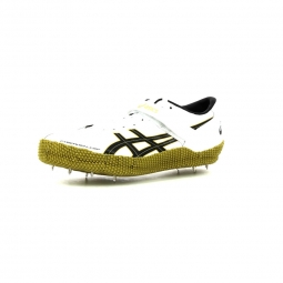 Chaussures d athletisme asics cyber high jump london left 46 1 2
