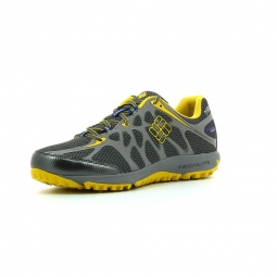 Chaussure de trail columbia conspiracy titanium outdry 44