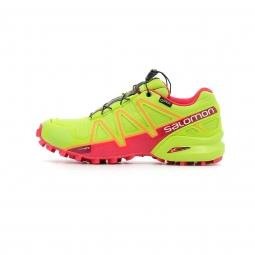 Chaussure de trail salomon speedcross 4 gtx w 38