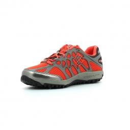 Chaussure de trail femme columbia conspiracy titanium 36