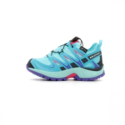 Chaussure de trail randonnee junior salomon xa pro 3d cswp kid 29