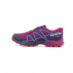 Chaussures de trail salomon speedcross cswp junior 38