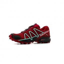 Chaussure de trail femme salomon speedcross 4 femme 41 1 3