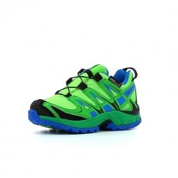 Chaussure de randonnee junior salomon xa pro 3d cswp k 26
