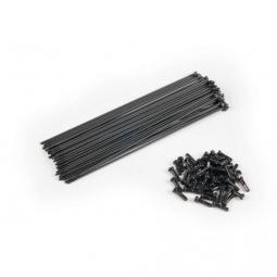 RAYONS ECLAT PG 186mm BLACK (x40)