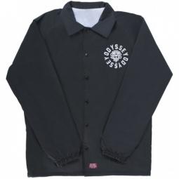 Jacket odyssey central coach s black xl