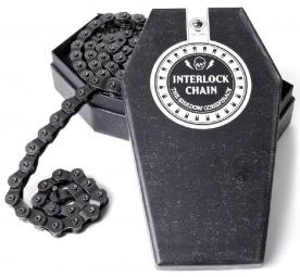 Chaine tsc 3 32 interlock chain v2 black