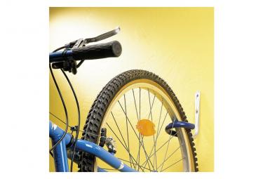 Crochet porte vélo mural .