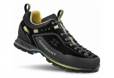 Image of Chaussures de randonnee garmont dragontail mnt noir jaune 47 1 2