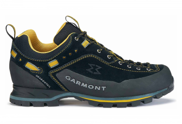 Zapatos Garmont Dragontail MNT Negro Amarillo