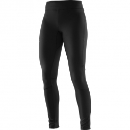 Collant de running salomon equipe warm tight w s