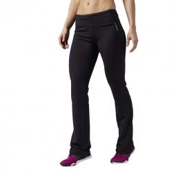 Pantalon reebok workout fit boot pant xxs