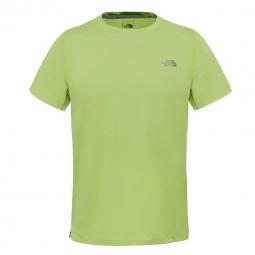 Tee shirt a manches courtes the north face kilowatt s s crew s