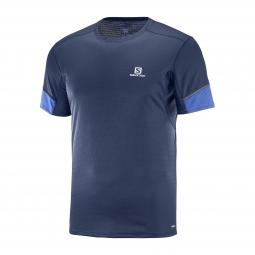 Tee-shirt technique de running Salomon Agile