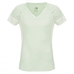Tee-shirt à manches courtes The North Face W Reactor V-Neck Short-Sleeve
