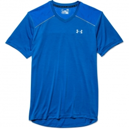 Tee shirt manches courtes under armour launch armour vent tee s
