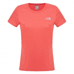 Tee-shirt à manches courtes The North Face W Reaxion AMP Crew