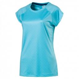 Tee-shirt manches courtes Puma W Graphic S/S Tee