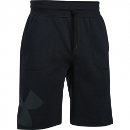 Short under armour rival fleece exploded graphic s