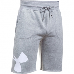 Short under armour rival fleece exploded graphic l