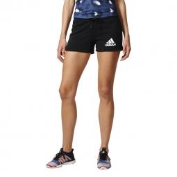 Short adidas performance short essentials solid l