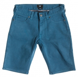 Short dc shoes worker color straight shorts boy 14 16 ans