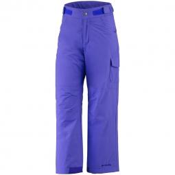 Pantalon de ski columbia starchaser peak ii pant jr m