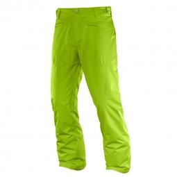 Pantalon de ski salomon stormspotter pant m s