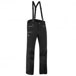 Pantalon de randonnee salomon tour hybrid pant m s