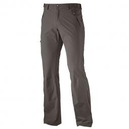 Pantalon de randonnee salomon wayfarer pant m 46