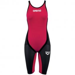Combinaison de natation arena powerskin carbon flex full body short leg close suit 34
