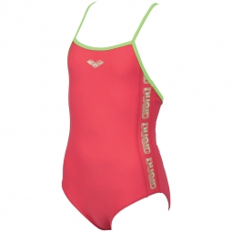 Maillot 1 piece arena grid youth 10 11 ans