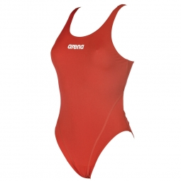 Maillot de bain 1 piece arena w solid swim tech high 38