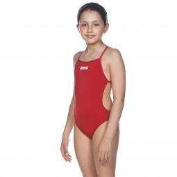 Maillot de bain 1 piece arena g solid lightech jr 6 7 ans