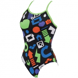 Maillot 1 piece arena icon one piece 34