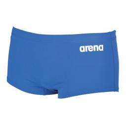 Boxer de bain arena m solid squared short 65 cm