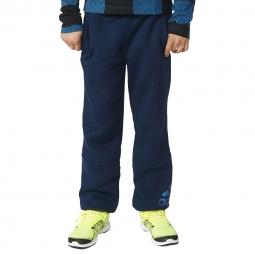 Pantalon de survetement adidas performance yb aa blo pt 11 12 ans