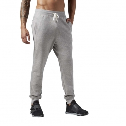 Pantalon de survetement reebok elements seasonal ft cuff pant s