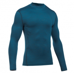 Haut de compression under armour cg armour twist mock s