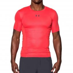 Tee shirt de compression under armour hg supervent 2 0 short sleeve m