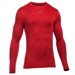Haut de compression under armour cg armour jacquard crew xl