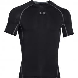 Tee shirt a manches courtes under armour heatgear compression ss l