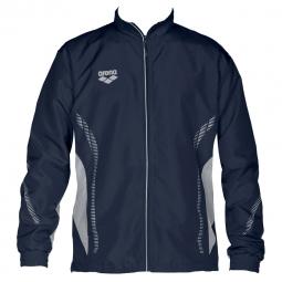 Veste de survetement arena tl warm up jacket s