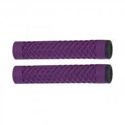 Poignee ODI cult/vans sans colerette 143mm purple