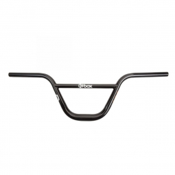 Guidon box one 6 5 31 8 chromoly back 7 ups 2 black