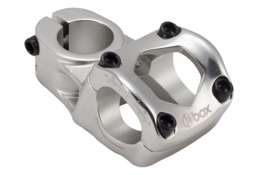 Potence BMX BOX one top load alu pro 1-1/8  31.8mm polish